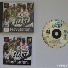Videojuegos y Consolas: JUEGO PSX PRIMERA DIVISION STARS. Lote 219296936