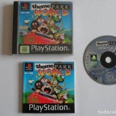 Videojuegos y Consolas: JUEGO PSX THEME PARK WORLD. Lote 219298340