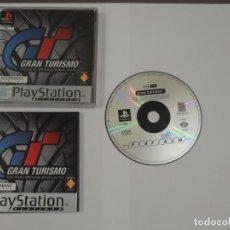 Videojuegos y Consolas: JUEGO PSX GRAN TURISMO. Lote 219302233