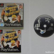 Videojuegos y Consolas: JUEGO PSX BRUNSWICK CIRCUIT PRO BOWLING 2. Lote 219302708