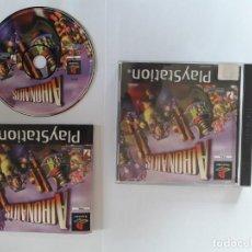 Videojuegos y Consolas: JUEGO PSX AIRONAUTS. Lote 219311630