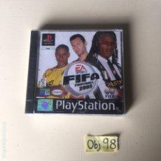 Videojuegos y Consolas: FIFA FOOTBALL 2003. PLAYSTATION NUEVO A ESTRENAR. Lote 219550831