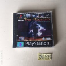 Videojuegos y Consolas: THE MISSION PLAY STATION 1.. Lote 219550891