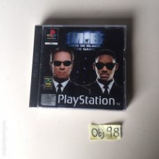 Videojuegos y Consolas: PS1 - MEN IN BLACK: THE GAME. Lote 219551562