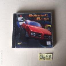 Videojuegos y Consolas: BURNING ROAD. Lote 219552711