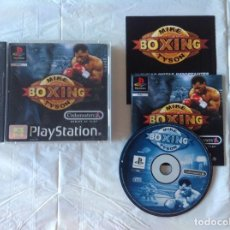 Videojuegos y Consolas: MIKE TYSON BOXING PLAY STATION PSX. Lote 219854762