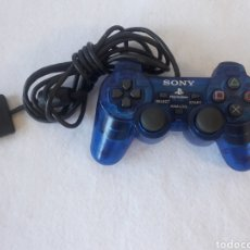 Videojuegos y Consolas: MANDO PLAYSTATION PSX AZUL TRANSPARENTE. Lote 219905146