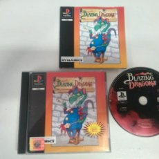 Videogiochi e Consoli: BLAZING DRAGONS PARA PS1 PS2 Y PS3 ENTRE Y MIRE MIS OTROS JUEGOS. Lote 263300880