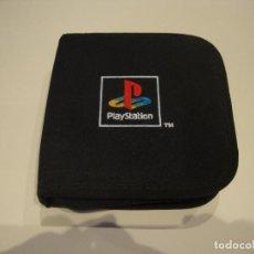 Videojuegos y Consolas: (REF-007) PORTA CD'S PLAY STATION ORIGINAL. Lote 220428677