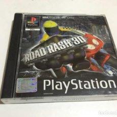 Videojuegos y Consolas: JUEGO ROAD RASH 3D PLAYSTATION PS1 PSX (FALTAN LAS INSTRUCCIONES). Lote 220586137
