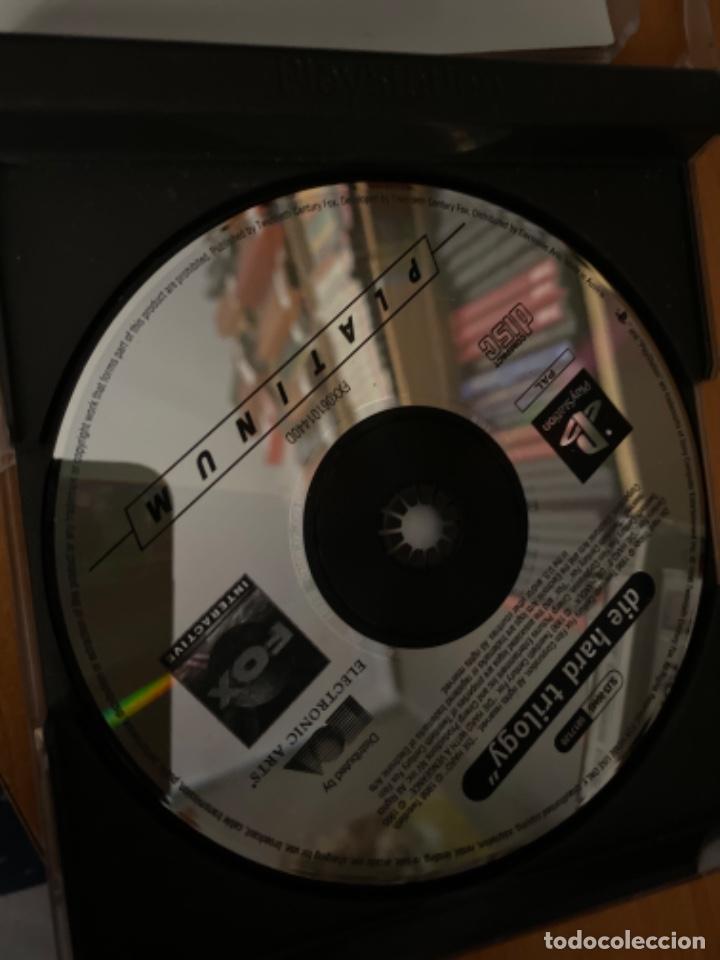 Videojuegos y Consolas: JUEGO PS1 JUNGLA DE CRISTAL LA TRILOGÍA COMPLETO - Foto 3 - 220636981