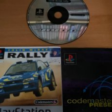 Videojuegos y Consolas: JUEGO PS1 COLÍN MCRAE RALLY. Lote 220638332