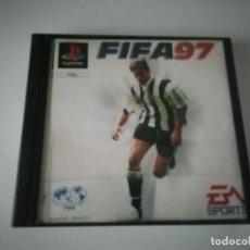 Videojuegos y Consolas: VIDEOJUEGO FIFA 97 CON MANUAL Y CAJA INCLUIDOS - PLAYSTATION PS1 PSX PSONE. Lote 220690882