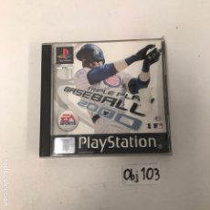 Videojuegos y Consolas: TRIPLE PLAY BASEBALL 2000 PS1. Lote 221599756