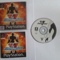 Videogiochi e Consoli: JUEGO PSX SILENT BOMBER. Lote 221683090