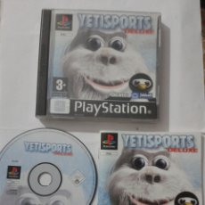 Videojuegos y Consolas: YETISPORTS DELUXE - PLAY STATION. Lote 221705972
