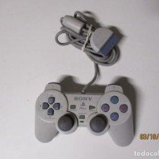 Videojuegos y Consolas: MANDO ORIGINAL SONY PS1 GRIS. Lote 221713646