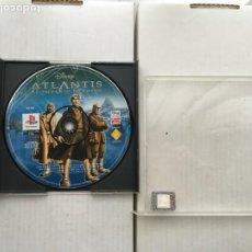 Videojuegos y Consolas: ATLANTIS EL IMPERIO PERDIDO DISNEY PSX PS1 PSONE PLAYSTATION 1 PLAY STATION ONE KREATEN. Lote 221748987