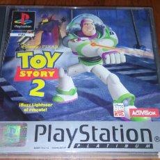 Videojuegos y Consolas: PS1 TOY STORY 2 COMPLETO PAL ESP PLATINUM. Lote 221755573