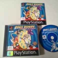 Videojuegos y Consolas: BUGS BUNNY PS1 PS2 PS3 ENTRE MIRE MIS OTROS JUEGOS NINTENDO SONY SEGA MEGADRIVE DREAMCAST SATURN. Lote 221795195