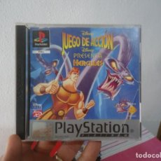 Videojuegos y Consolas: VIDEOJUEGO HERCULES JUEGO DE ACCION DISNEY. Lote 221895461