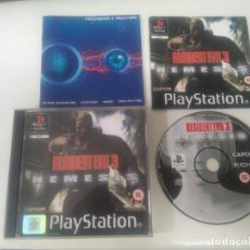 Videogiochi e Consoli: RESIDENT EVIL 3 PS1 PS2 PS3 MIRE MIS OTROS JUEGOS NINTENDO SONY SEGA MEGADRIVE DREAMCAST SATURN SNES. Lote 221984543