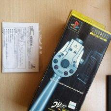 Videojuegos y Consolas: CAÑA DE PESCAR ASCII PARA PSX + CAJA + MANUAL. Lote 222203357