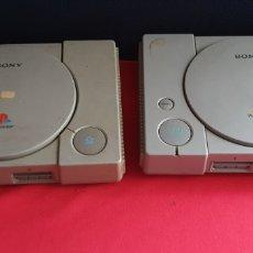 Videojuegos y Consolas: LOTE DE 2 CONSOLAS PLAYSTATION 1 .NO ESTAN PROBADOS. Lote 222249103