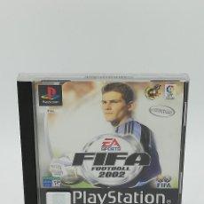 Videojuegos y Consolas: FIFA 2002 PS1. Lote 222253820