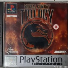 Videojuegos y Consolas: MORTAL KOMBAT TRILOGY PSX/ PLAYSTATION 1 / PS1. Lote 222270078