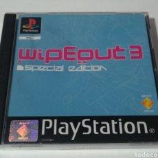 Videojuegos y Consolas: WIPEOUT 3 SPECIAL EDITION PS1. Lote 222290852