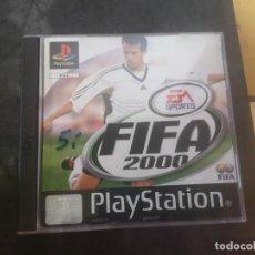 Videojuegos y Consolas: JUEGO DE PLAY STATION FIFA 2000. Lote 224726526