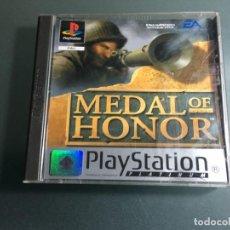 Videojuegos y Consolas: JUEGO PS1 MEDAL OF HONOR. Lote 225551090