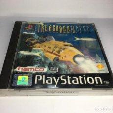 Videojuegos y Consolas: JUEGO PS1 TREASURES OF THE DEEP. Lote 225553625