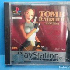 Videojuegos y Consolas: JUEGO PS1 TOMB RAIDER. Lote 225854900
