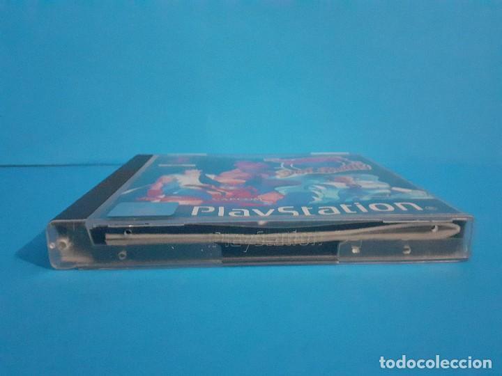 Videojuegos y Consolas: Juego PS 1 X-Men vs Street-Fighter. Completo. - Foto 4 - 226451105