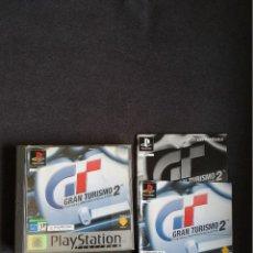Videojuegos y Consolas: GRAN TURISMO 2 ~ PLAYSTATION PS1 ~ PAL. Lote 226468504