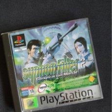 Videojuegos y Consolas: SYPHON FILTER 2 ~ PLAYSTATION PS1 ~ PAL. Lote 226472705