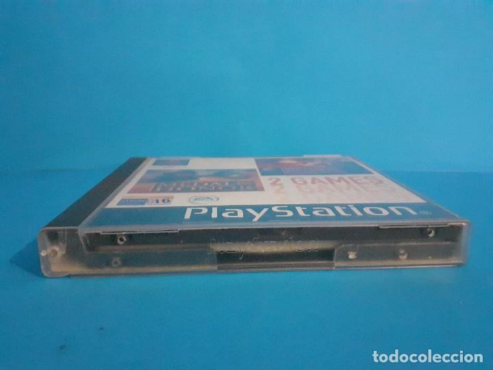 Videojuegos y Consolas: Lote de 2 juegos PS 1 Medal of Honor 1 y 2 y Necronomicon. - Foto 10 - 226499881