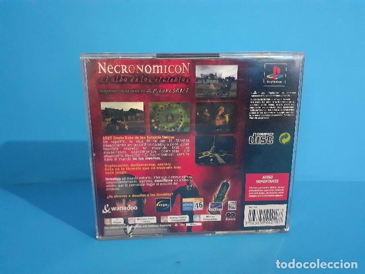 Videojuegos y Consolas: Lote de 2 juegos PS 1 Medal of Honor 1 y 2 y Necronomicon. - Foto 13 - 226499881