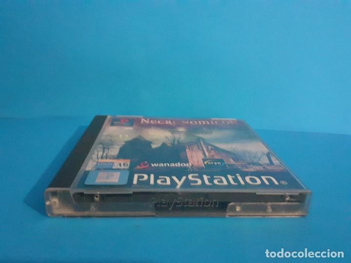 Videojuegos y Consolas: Lote de 2 juegos PS 1 Medal of Honor 1 y 2 y Necronomicon. - Foto 15 - 226499881