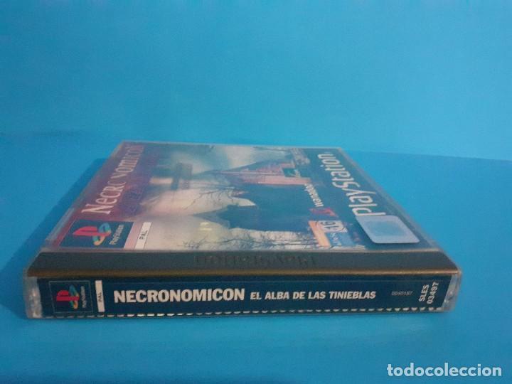 Videojuegos y Consolas: Lote de 2 juegos PS 1 Medal of Honor 1 y 2 y Necronomicon. - Foto 16 - 226499881