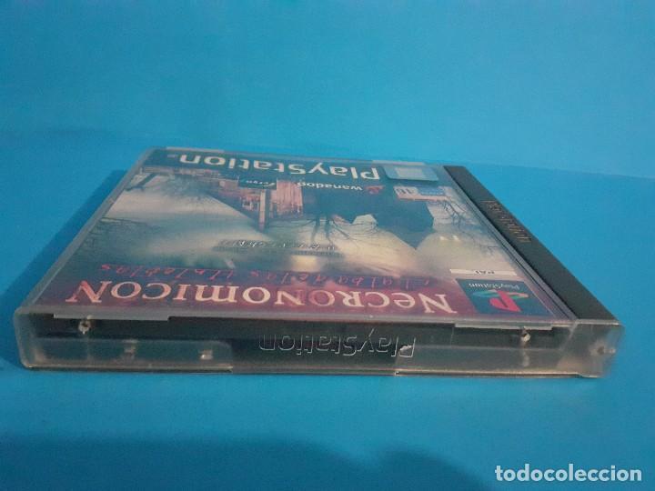 Videojuegos y Consolas: Lote de 2 juegos PS 1 Medal of Honor 1 y 2 y Necronomicon. - Foto 17 - 226499881