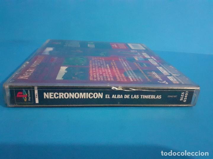 Videojuegos y Consolas: Lote de 2 juegos PS 1 Medal of Honor 1 y 2 y Necronomicon. - Foto 18 - 226499881