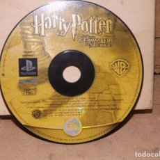 Videojuegos y Consolas: PLAYSTATION 1 - JUEGO HARRY POTTER AND THE CELAMBER OF SEGRETS -- SOLO DISCO. Lote 227264450