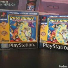 Videojuegos y Consolas: BUGS BUNNY PERDIDO EN EL TIEMPO,PSX. Lote 227776895