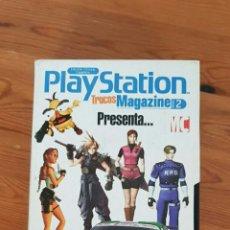 Videojuegos y Consolas: PLAYSTASTION MAGAZINE 2 TRUCOS VHS. Lote 233103635