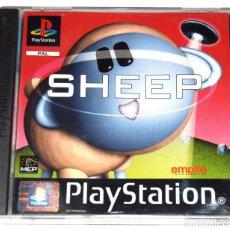 Videojuegos y Consolas: JUEGO PLAYSTATION 1 SHEEP PS1 PSX NUEVO DESPRECINTADO. Lote 233449385