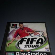 Videojuegos y Consolas: AD4. JUEGO PLAYSTATION FIFA 2000. Lote 234315535