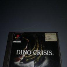 Videojuegos y Consolas: AD4. JUEGO PLAYSTATION DINO CRISIS. Lote 234453810